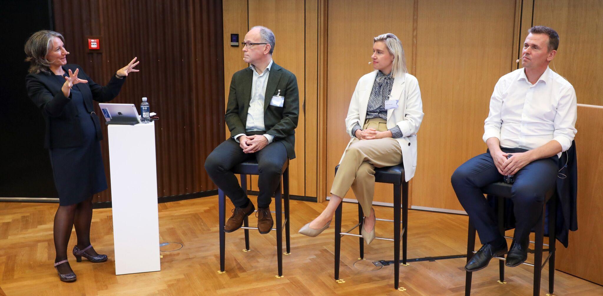 DIRFdagen_Panel_Strategic role of IR